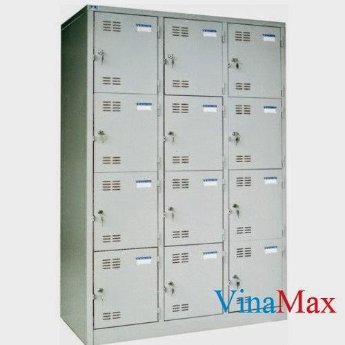 Tủ locker 12 ngăn giá rẻ