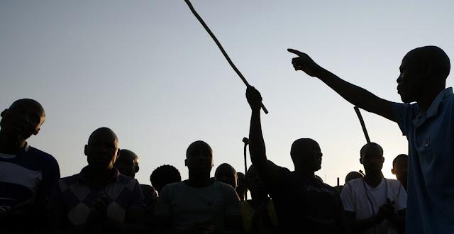 Apartheid sudafricano y Derecho Internacional