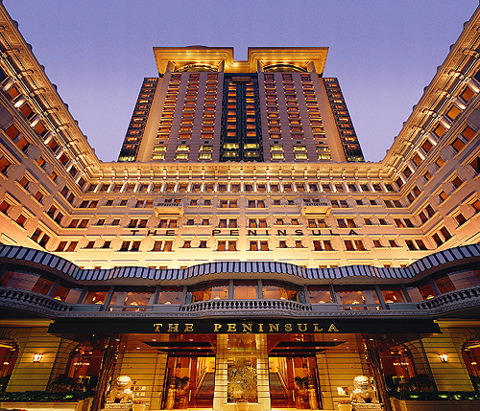 The peninsula hotel hong kong top best hotels in the world for Best hotels in the world