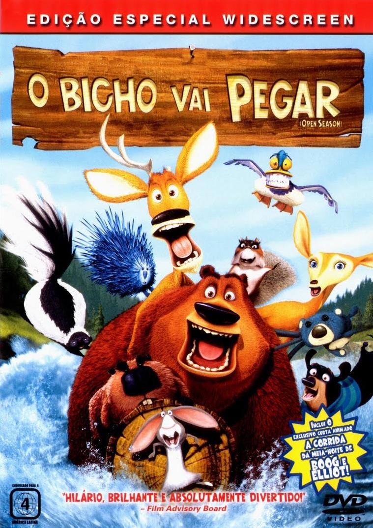 O Bicho Vai Pegar – Dublado (2006)