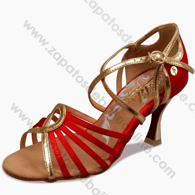 zapatos de baile latino Guil - ADS