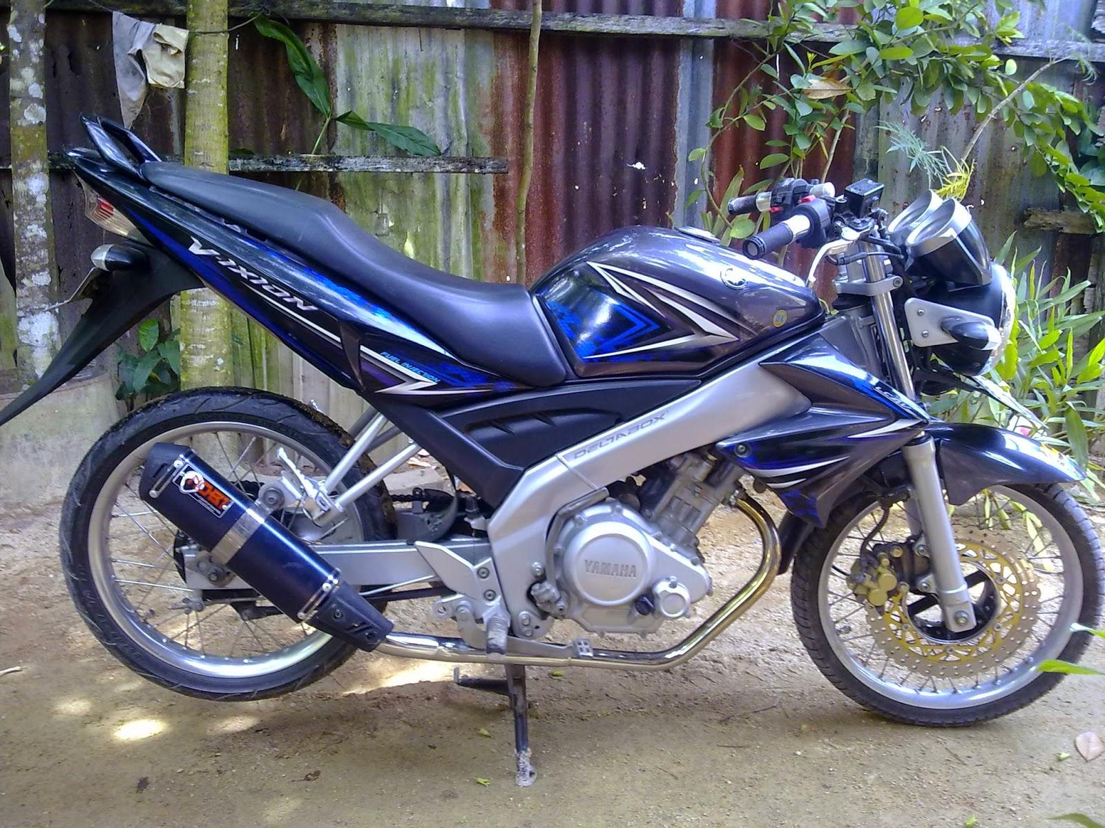 Modifikasi Yamaha Vixion Modifikasi Yamaha Vixion By Teja Timur