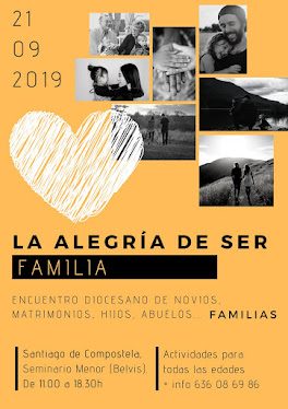 FAMILIAS Y NOVIOS el 21S