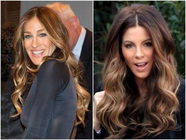 HairContouring o contornear tu rostro con el color de tu pelo