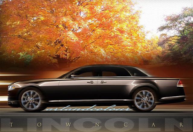リンカーン・タウンカー | Lincoln Town Car 3代目 (1998-2011)