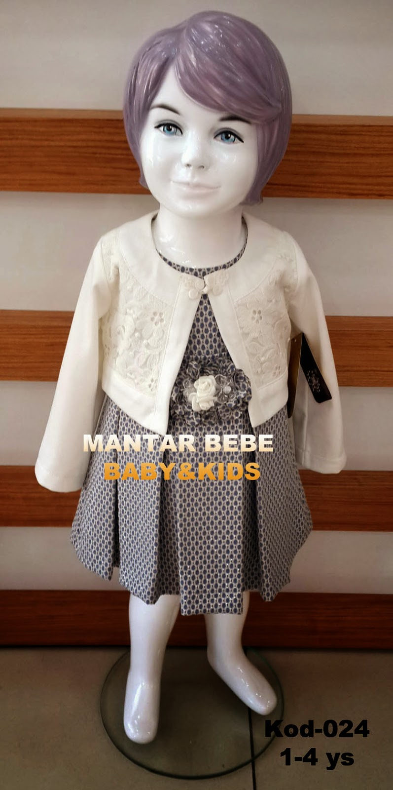 MANTAR BEBE ÇOCUK GİYİM - KOD024