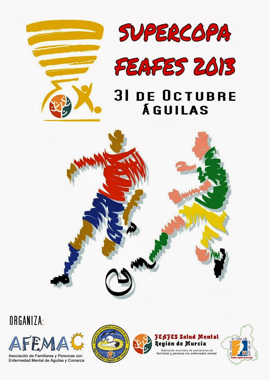 CARTEL DE LA SUPERCOPA 2013