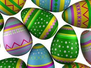 Obojana Uskrsna jaja download besplatne pozadine slike za mobitele
