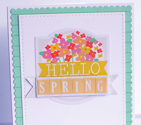 Leigh Penner Chickaniddy Crafts Hello Spring 2