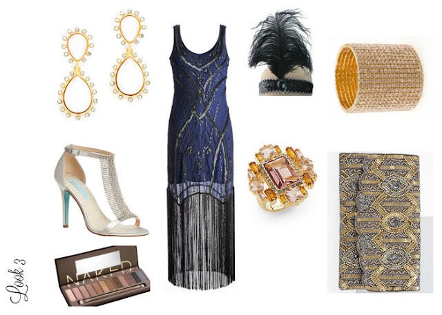 Great Gatsby Inspired Fashion Looks