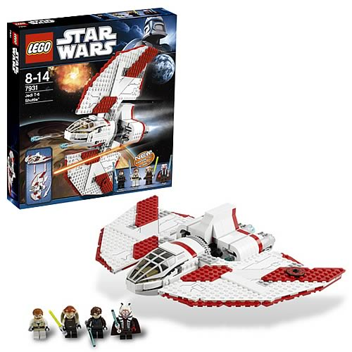 lego star wars t 6 jedi shuttle 7931