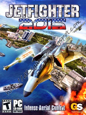 Free Download Games - Jet Fighter 2015