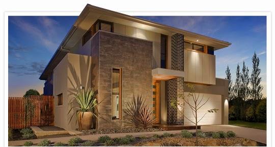 inspirasi rancangan rumah minimalis modern 2017 rumah