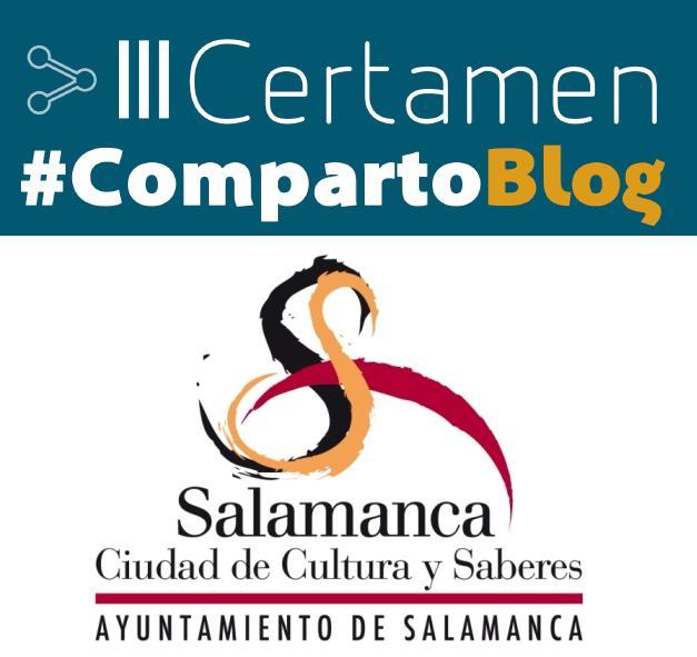 Premio al mejor blog dirigido a alumnos de Educ. Secundaria III Certamen #CompartoBlog 2017