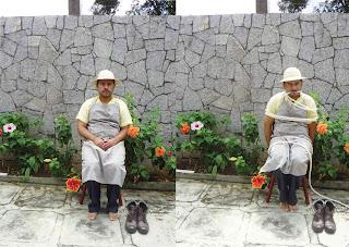 estou enviando o e-mail 1/2, com alguns auto-retratos.as fotos foram tiradas hoje, 20jul2012, as 10h30m, em Natal, RN, (Rua Zumbi, Candelária).