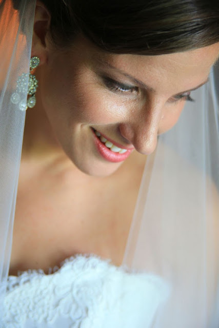 Traditional Full Color Bridal portrait