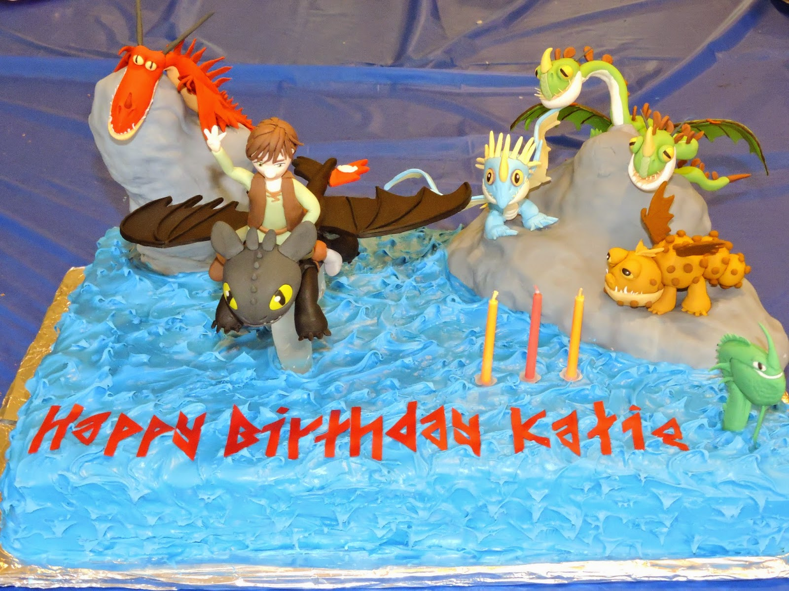 I like to make things how to train your dragon cake how to train your dragon cake ccuart Choice Image