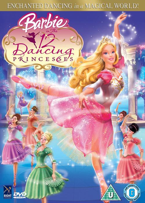 Vũ Điệu Của 12 Nàng Công Chúa - Barbie In The 12 Dancing Princesses - 2006