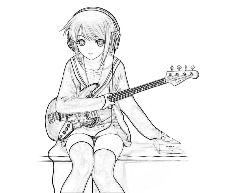 printable-yuki-nagato-skill_coloring-pages-1