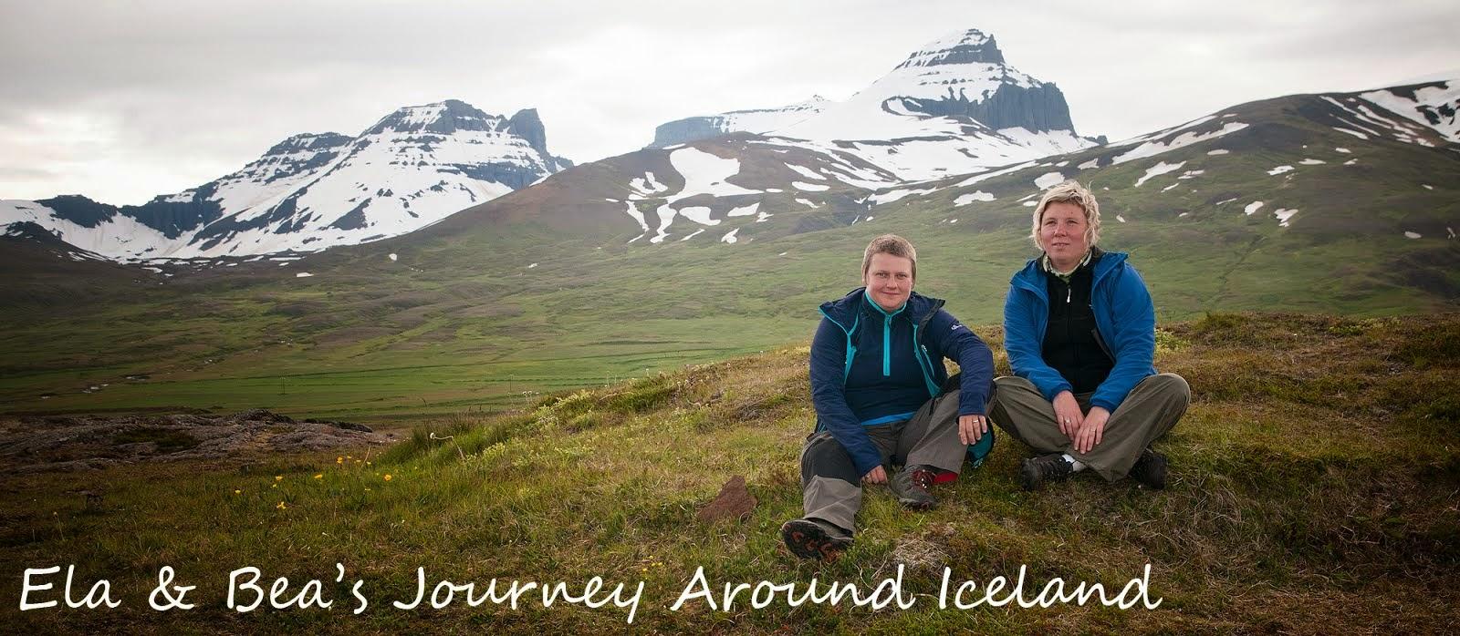 ELA & BEA'S JOURNEY AROUND ICELAND