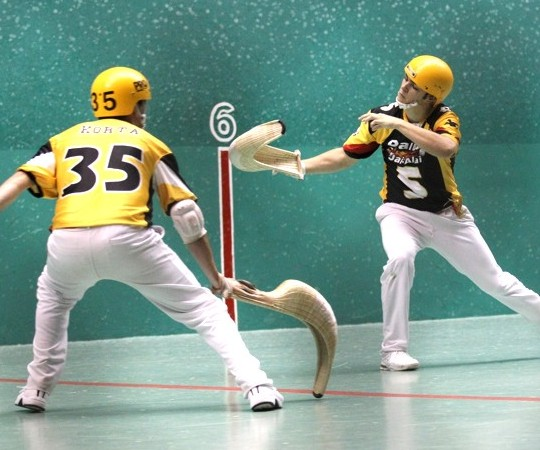 the features of the game of jai alai Game of jai alai struggles to attract us fans january 09, 2012 but jai alai is struggling to bring are features of the game that hark back centuries to the.