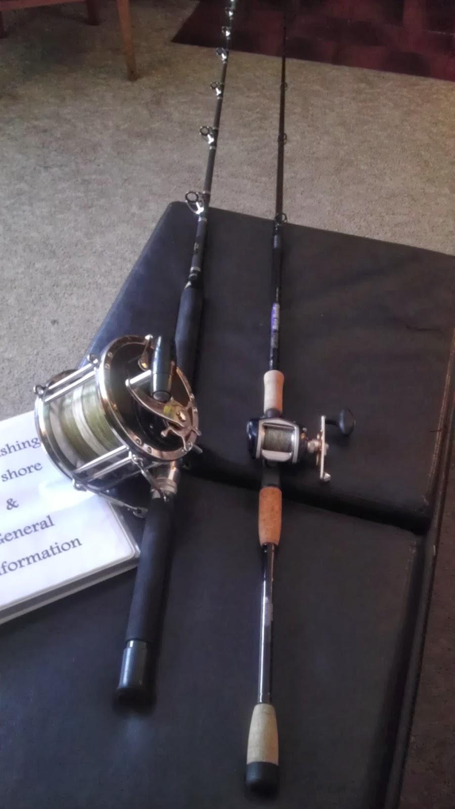 Israel dunn shorebound hero october 2013 for Jeremy wade fishing rod