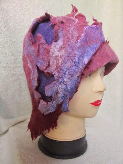 warsztaty filcowania kapelusza