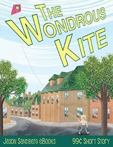 The Wondrous Kite / Giveaway
