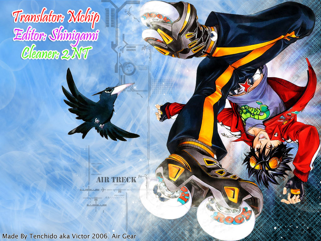 Air Gear Chap 159