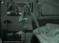 Big Brother 15 Amanda Topless