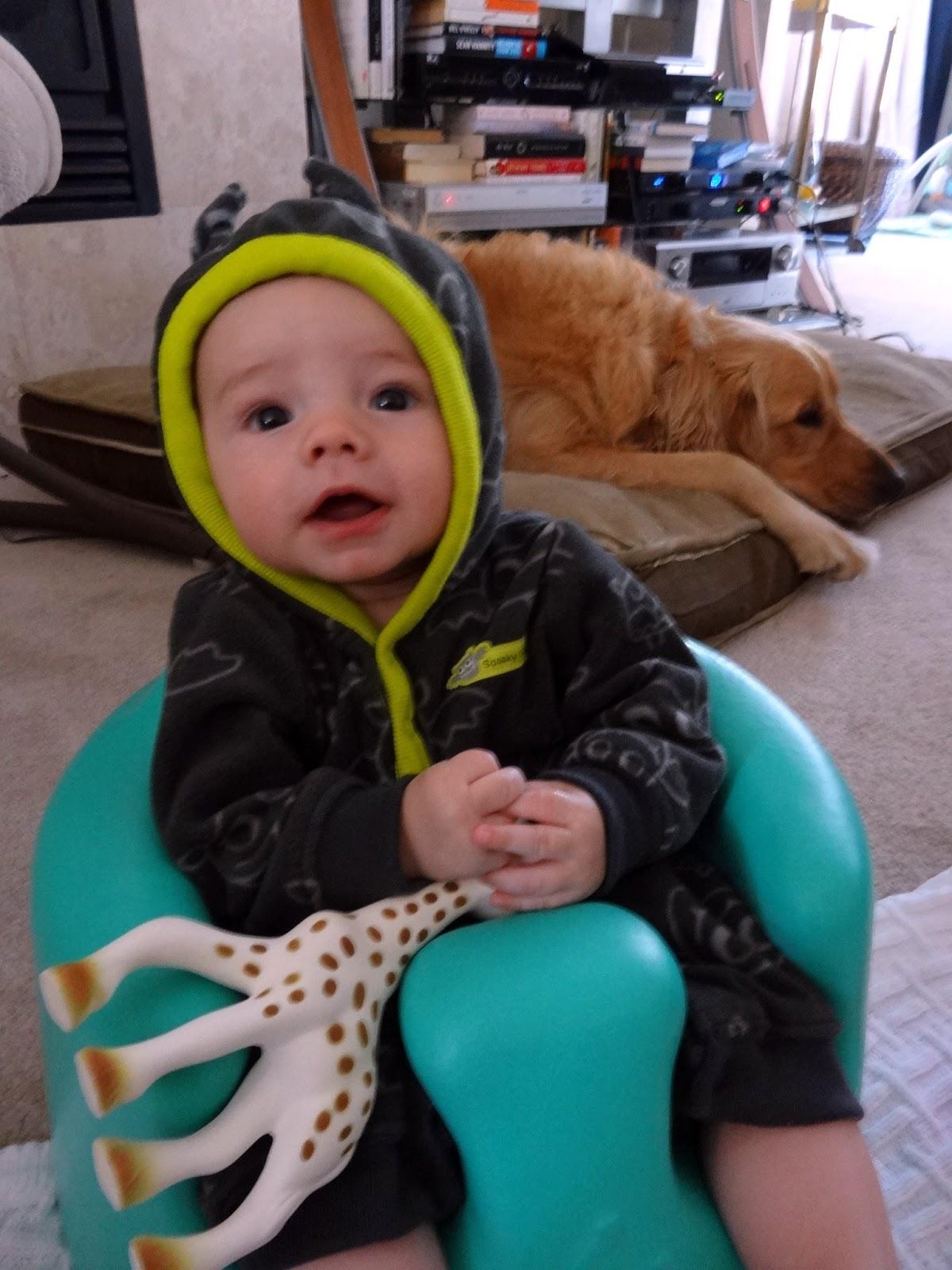 Natasha Curry Baby Baby ethan: week 18
