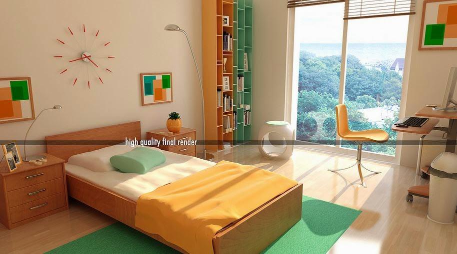 Jugendliche minimalist schlafzimmer entwurf haus design for Schlafzimmer jugendliche
