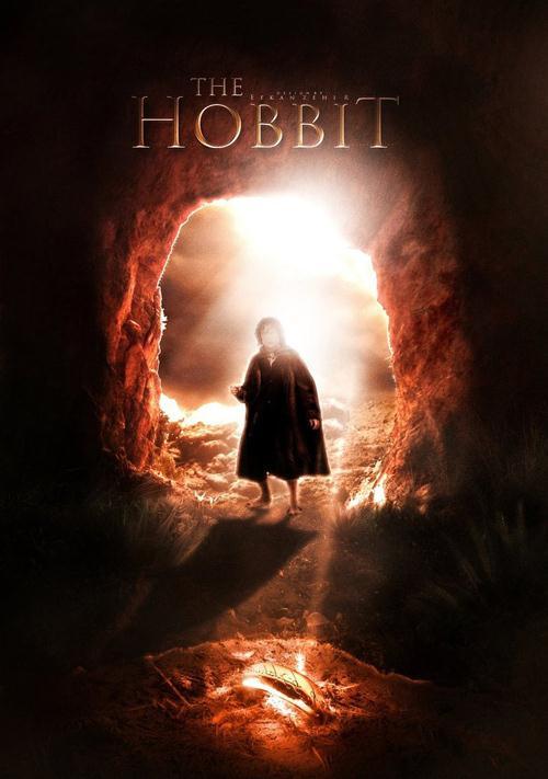 The Hobbit 2 Movie Poster