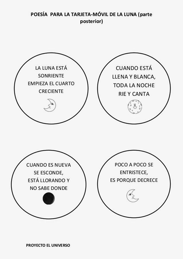 BLOG DE PLÁSTICA Y MANUALIDADES EN PRIMARIA.: LA LUNA