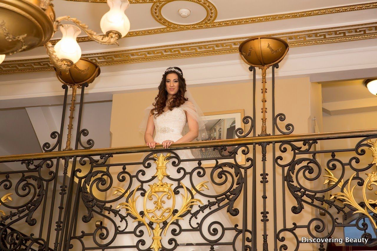 bride lansdowne club wedding