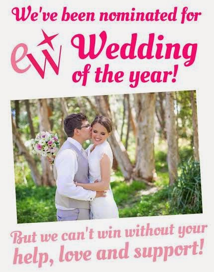 Easy Wedding's Wedding of the Year Competition