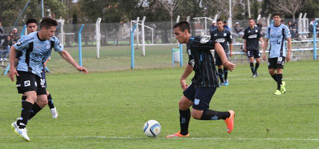 reservas de racing club y belgrano de cordoba - noticias belgrano futbol argentino