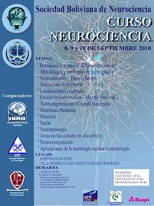 PRIMER CURSO DE NEUROCIENCIA