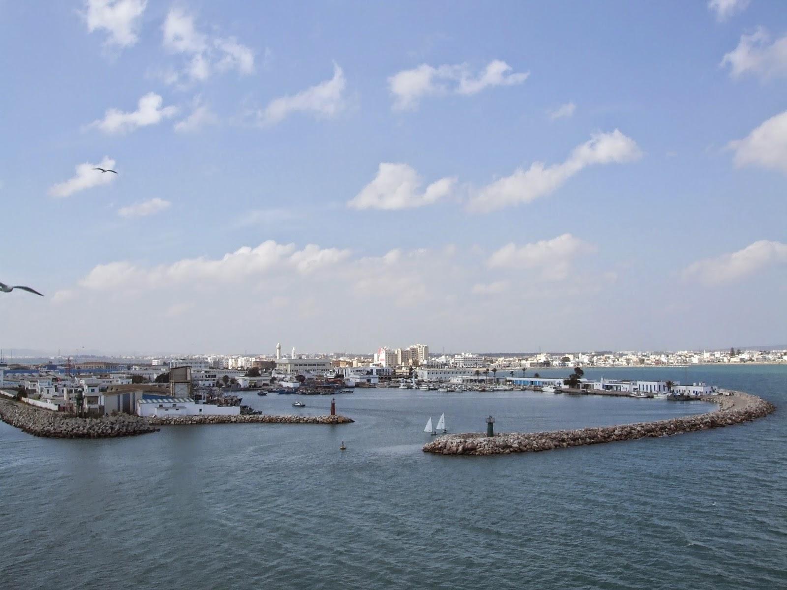 Canal do porto de santos atentado terrorista na tun sia for Costa fascinosa wikipedia