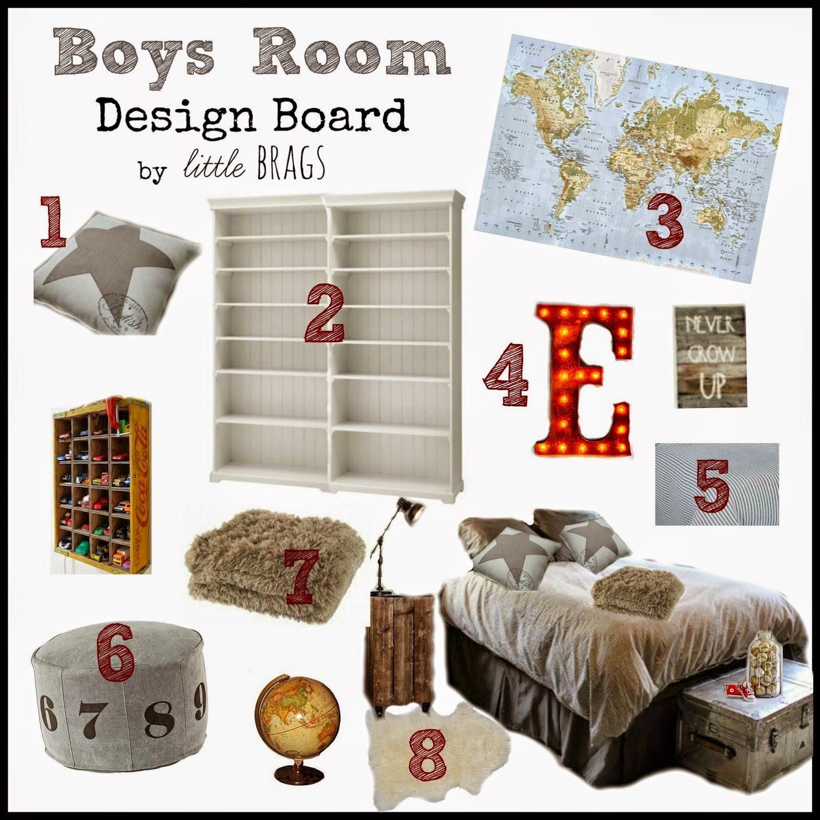 http://littlebrags.blogspot.com/2014/09/boys-bedroom-wishlist.html