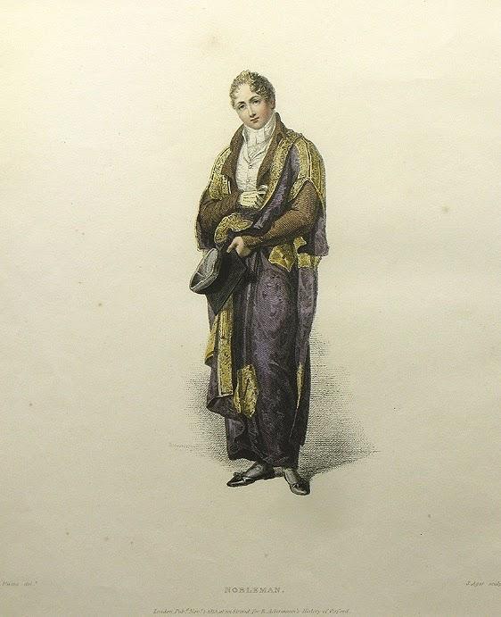 Romancing The Past: University Classes, Regency Style