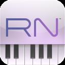 RollingNote Piano App