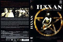 Carátula: Häxan, La brujería a través de los tiempos