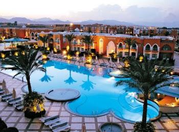 el paradisíaco balneario al que Mubarak se habría dirigido Sharm Al Sheij