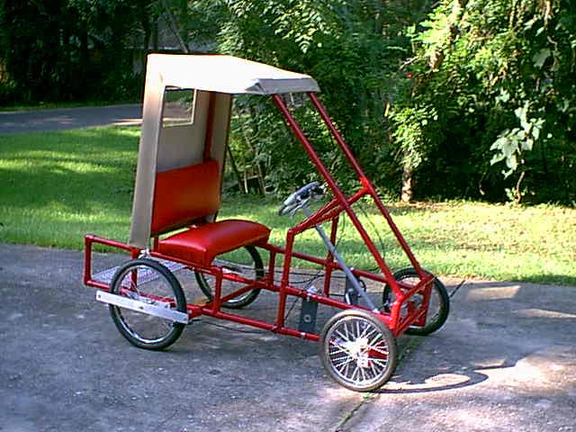 4 Wheel Pedal Car Plans | Car Interior Design