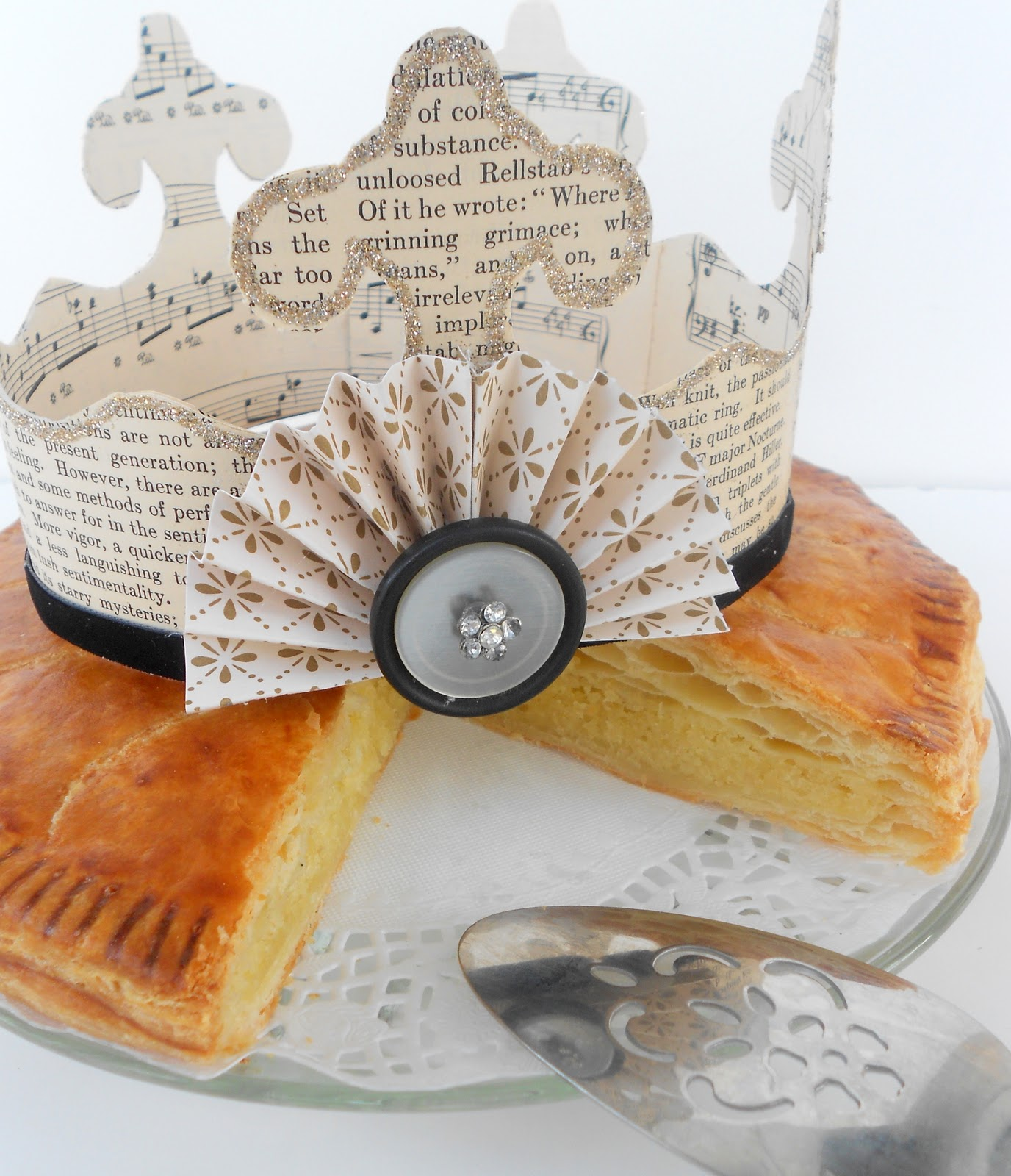... January 6 ~ Three Kings Day ~ Galette des Rois Recipe & Tradition
