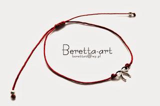 ribon bracelet