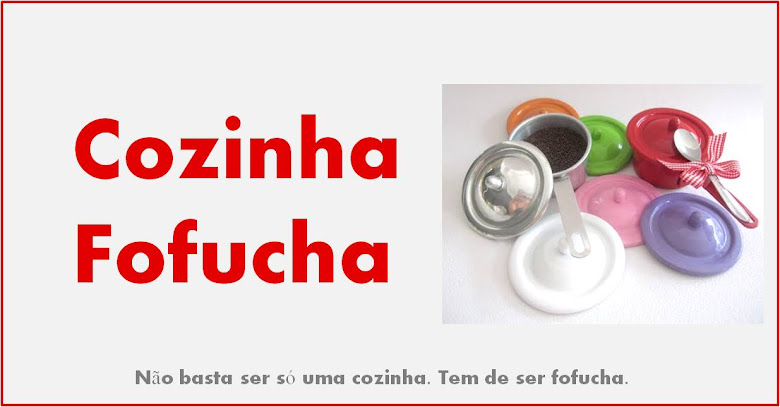 Cozinha Fofucha