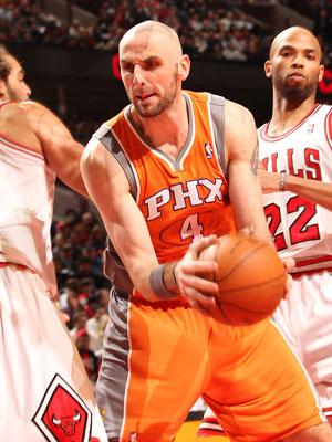 Marcin Gortat Phoenix Suns Basketball