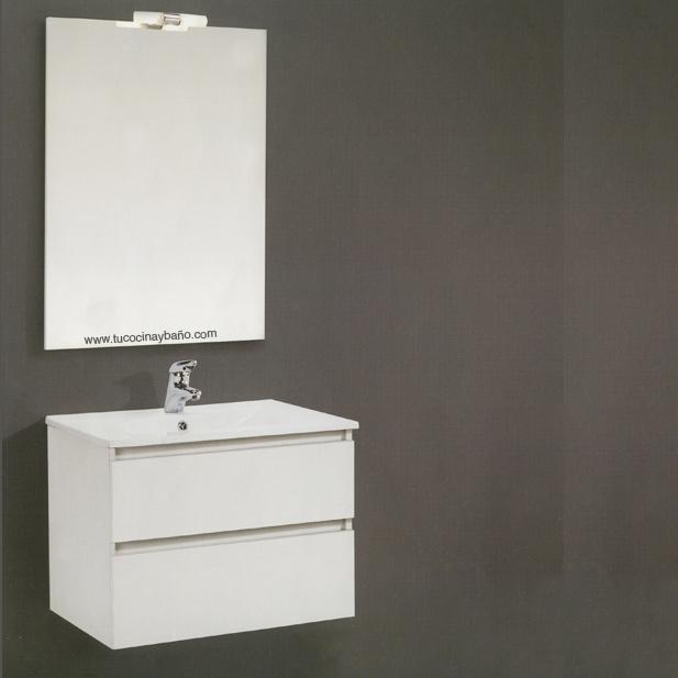 Muebles De Baño Gris Ceniza:mueble baño suspendido tweet